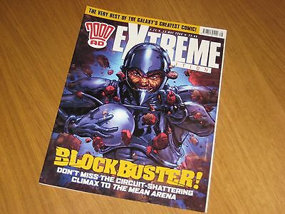 2000 AD Extreme Edition May 2008 X 28