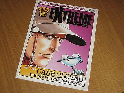 2000 AD Extreme Edition Aug 2008 X 30