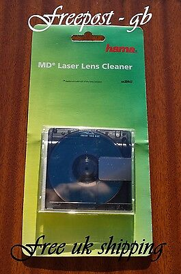 Hama Mini Disc Laser / Lens Cleaner - Super Quality Cleaning