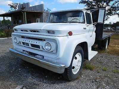 1963 Chevrolet Other Pickups  1963 Chevrolet 50 11/2 ton flat bed truck
