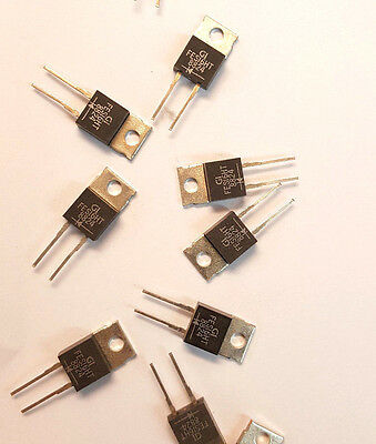 Vishay FES16HT UltraFast Rectifier 500volt 16amp- (LOT of 4) - TO-220AC