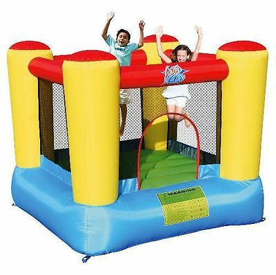 Airflow Bouncy Castle  with pump - Brand new