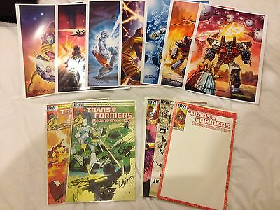 Transformers Regeneration One Lot 5