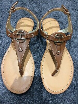 Women's Tommy Hilfiger Sandals Uk Size 6
