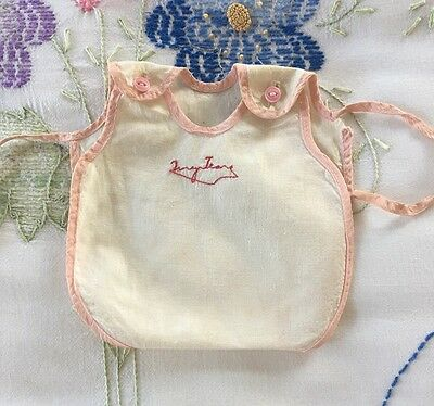 Original 1950's Tiny Tears Outfit For Tiny Tears Doll Embroidered