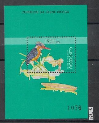 XG-AK510 GUINEA-BISSAU - Birds, 1992 Nature MNH Sheet