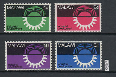 XG-AK840 MALAWI - Industry, 1967 Industrial Development MNH Set