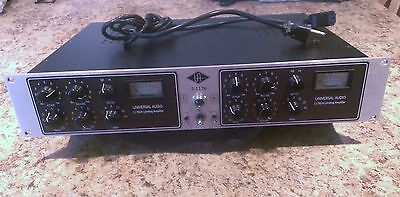 Universal Audio 2-1176 Twin Vintage Limiting Amplifier with Stereo or Dual Mono