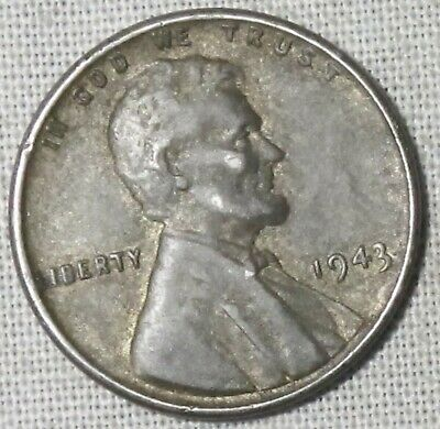 1943 Lincoln Wartime Steel Wheat Cent From My Pennies Collection whotoldya 1010