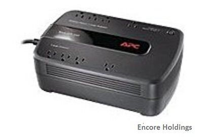 APC BE650G1 390 Watts/650 VA Internal Battery Back-UPS - Black