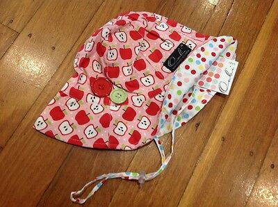 New with tag - Oobi sun hat, girls, size large