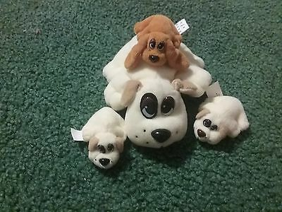 Small Pound Puppy Bundle...mom And Babies