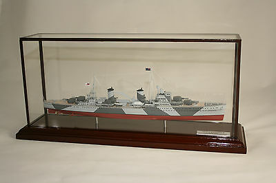 Hmas Sydney Ii  Scaled Handcrafted Precision Model - 75Th Anniversary