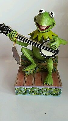 Kermit the Frog 'rainbow connection ' 4020800 Disney Showcase Collection