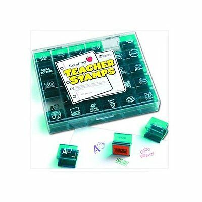Jumbo Teacher Stamps LER0678 LEARNING RESOURCES