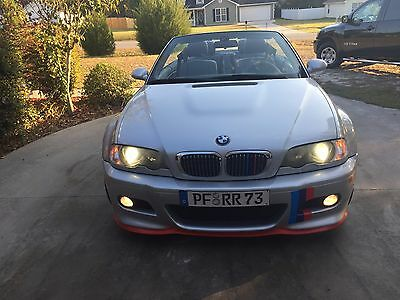 2002 BMW M3 Base Convertible 2-Door Gorgeous M3. Great  Condition. Super Fast and Tight handling. No Reserve