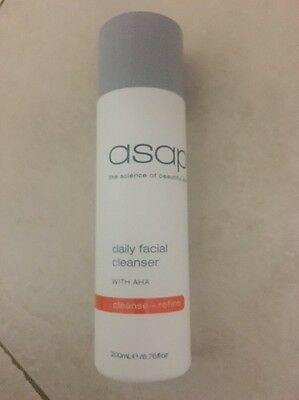 ASAP Daily Facial Cleanser 200 Ml - 2 FOR $68