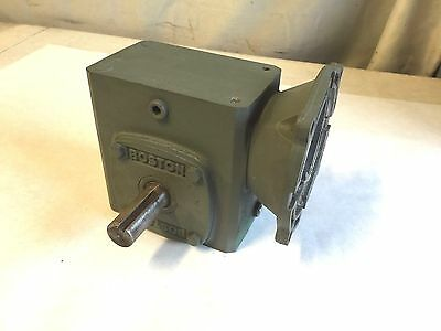 Boston Gear F721-10-B7-G Right Angle Speed Reducer 10:1 Ratio