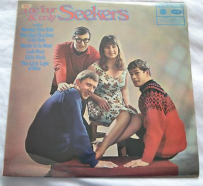 The Four & Only Seekers Vinyl LP Record
