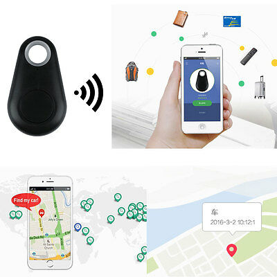 Bluetooth Keychain Anti-verloren Locator Smart Tracker Für Phone Schlüsselfinder
