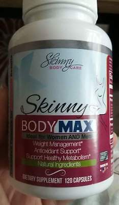 SKINNY BODY MAX  CAPSULES  by Skinny Body Care -120 1 month supply