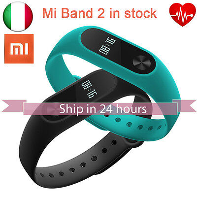 Original Xiaomi Mi Band 2 miband2 Smartband OLED fitness tracker for Android ios