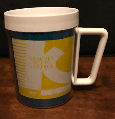 Kearney State College coffee cup