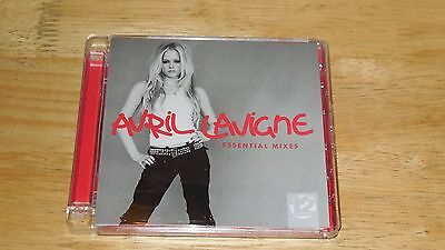 Essential Mixes by Avril Lavigne (CD, Sep-2010, Sony Music) Made in the E.U.