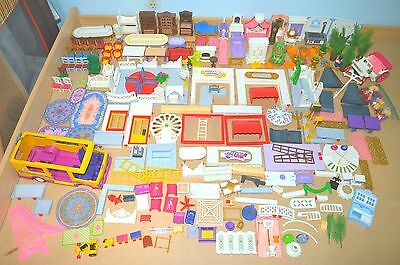 Vintage Playmobil Huge Accessories and Building Lot, PART 1
