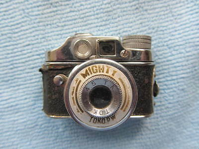mighty toko miniature camera made in occupied japan