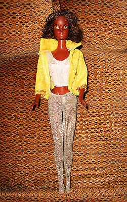 Vintage Barbie 1973 Quick Curl Cara Doll Very Hard To Find Doll