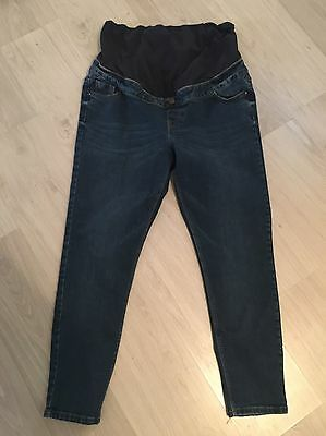 new look maternity jeans 16 Skinny Overbump