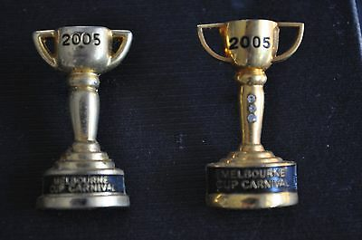 Melbourne Cup Carnival Pins 2015