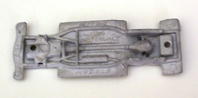 Micro Model Ford Customline     Base Plate Only