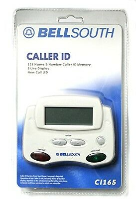 BellSouth Bell South Caller ID Name and Number (CI-165)