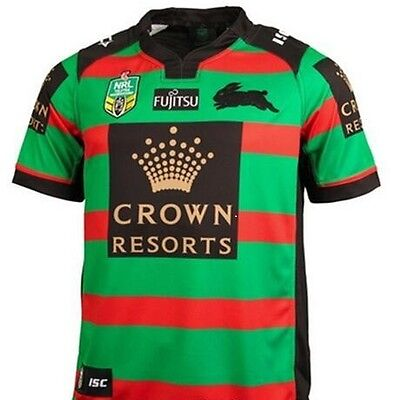 Mens Rugby Jersey South Sydney Rabbitohs Size Large