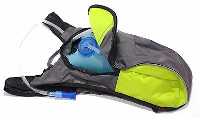 Pursuit sports backpack,Ideal for running and cycling, can hold drinking bladder