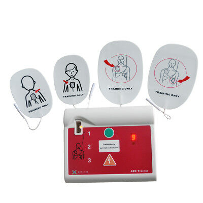 AED Trainer AED Simulator CPR First Aid Training In Svenska& English