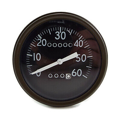 Ford Gpw Early Speedometer Correct Fonts And Luminous Needle...