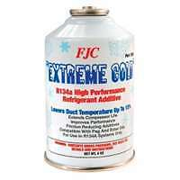 Extreme Cold Additive - 2 oz R134a and 2 oz Additive