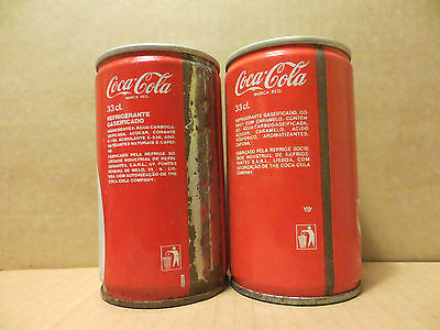 Coca Cola 2 dose Portugal alt anders - can Portugal old different