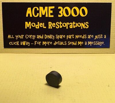 Gerry Anderson Dinky 360 Space1999 Eagle Freighter Repro Toxic Waste Drum MAGNET