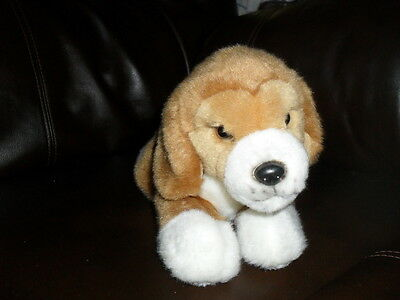 Webkinz Smaller Signature Beagle No code WKSS2001