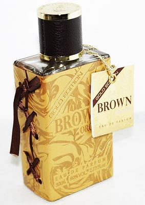 Brown Orchid Gold Edition- By Lauren Jay Paris 80ml EDP Perfume