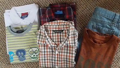 Boys Clothes Bundle, 3-4 Years, Used, Jeans + Tops
