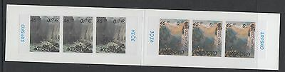 XG-T883 KOSOVO - Europa Cept, 2001 Water, Natural Resource MNH Booklet