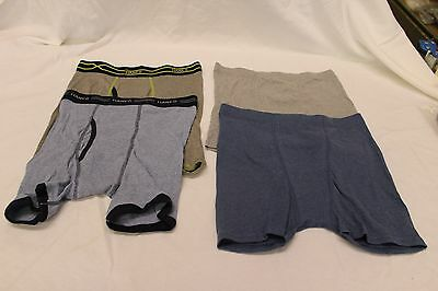 Hanes Boys Tagless Boxer Briefs - 4 Pack - Size Large ( 14-16 )