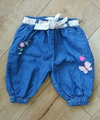 NEW Pumpkin Patch Baby Girl's Pants Size 0-3m