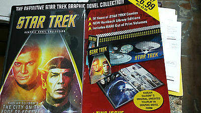 Star Trek =Graphic Novel Collection,=Issue- 2,=