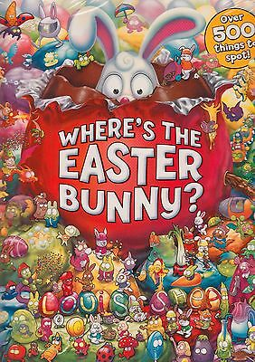 Where's the Easter Bunny? BRAND NEW BOOK by Louis Shea (Paperback 2016)